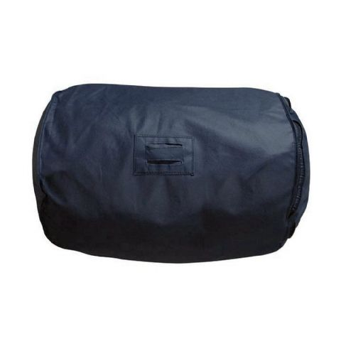 Sandsend Medium Navy Blue Single Duvet Storage Bags